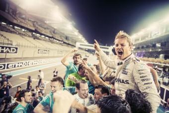 F1: Perkált volna a Mercedes, csak maradjon Rosberg