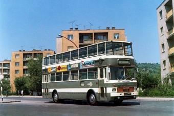 Most te is bepillanthatsz a legendás magyar emeletes busz újjászületésébe