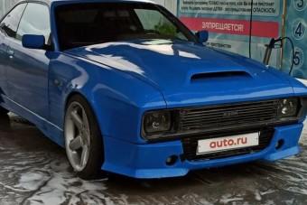 Szia Uram! BMW-ből készült, nagyon tuning Moszkvics érdekel?