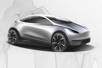 Célegyenesben a nyolcmilliós Tesla