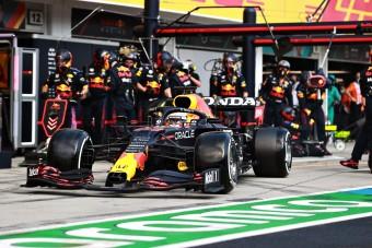 F1: Jöhet a pilótacsere a Red Bullnál