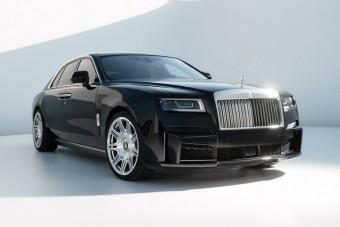 Már kérhető tuningcsomag a legújabb Rolls-Royce-hoz