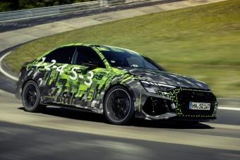Íme, a leggyorsabb családi autó a világon