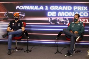 F1: Vettel Verstappennek szurkol