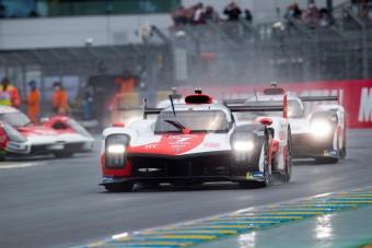 Megint a végén jött a dráma Le Mans-ban