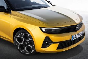 Megérkezett a vadonatúj Opel Astra
