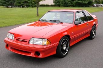 Akár három új Mustang is kijönne ennek az öreg darabnak az árából
