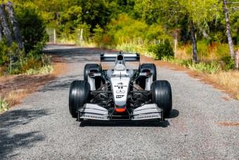 Megveheted a visszavonuló Räikkönen autóját