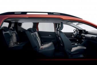 Videókon a legújabb, legnagyobb Dacia