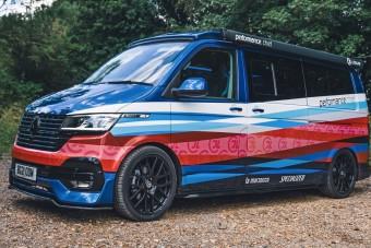 Így néz ki egy Michelin-csillagos séf furgonja