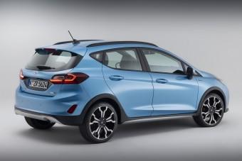 Videón a megújult Ford Fiesta