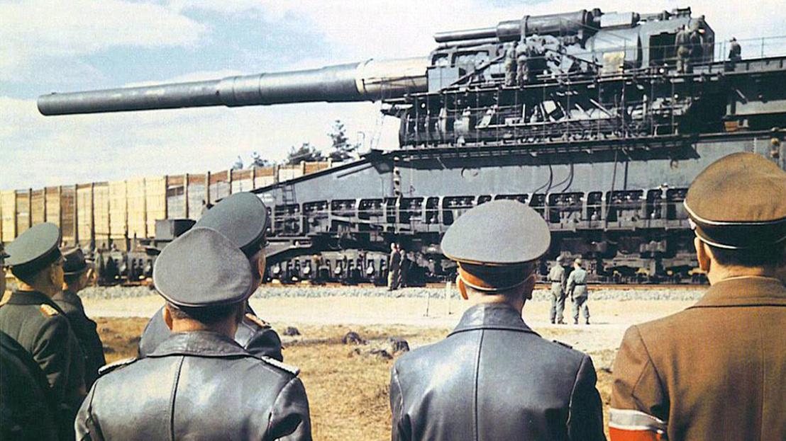 Ezért döglött be a nácik legnagyobb csodafegyvere 1