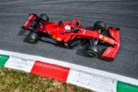 F1: Örülnek a Ferrarinál, bevált az újítás 1