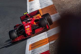 F1: Az utolsó pillanatban botlott a Ferrari
