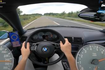 A padlógázon hajtott BMW M3 mutatja, miért rajonganak ennyien ezért a típusért