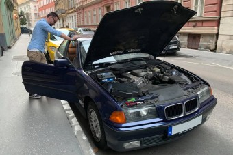 Megállt a BMW, avagy 2 évet bír egy új alkatrész