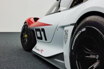 A Porsche Mission R kulisszatitkai