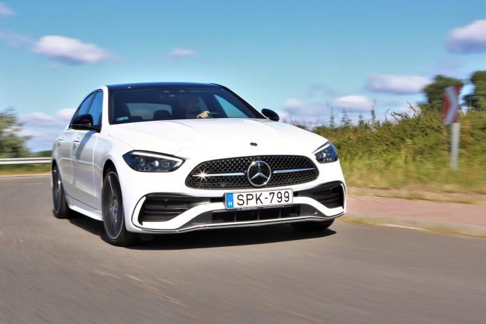Mercedes-Benz C-osztály