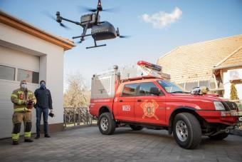 Magyar fejlesztés segíti a drónos szállítást