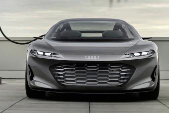 Kívül-belül lenyűgöző az Audi Grandsphere