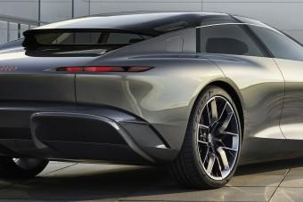 Négykerekű luxusvonat az Auditól