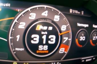 Ennek az Audi RS3-nak 675 oka van arra, hogy eltörje a nyakad