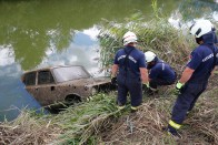 Majdnem vízbe hajtott a részeg sofőr 1
