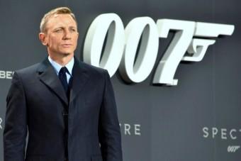 Csillagot kap Daniel Craig