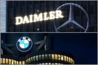 Német autógyártókat pereltek be