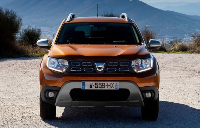 Új SUV 4 millió alatt? Itt a frissített Dacia Duster 5