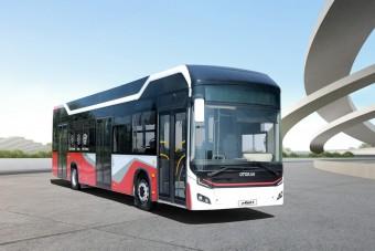 Ezzel a villanybusszal vennék be a törökök Európát
