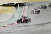 F1: Hamilton kezdett a legjobban Törökországban 2