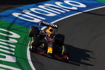 F1: Verstappen simán nyert hazai pályán