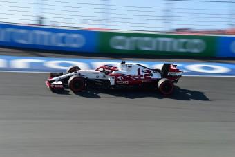 Majdnem két év után így tért vissza az F1-be Kubica