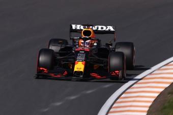 F1: Verstappen-pole, Red Bull-blama a holland időmérőn