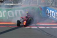 F1: Ezen ment el Leclerc időmérője 2