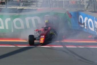 F1: Verstappen az élen, Ferrari a falban az időmérő előtt