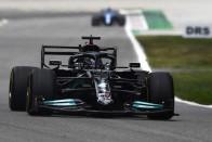 F1: Váratlan Bottas-siker az olasz időmérőn 1