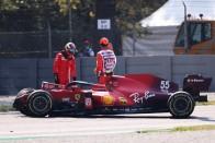 F1: Bottas nyert, Hamilton betlizett a biztonsági autós sprinten 1