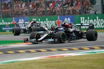 F1: Nem titkolja a csapatutasítást a Mercedes
