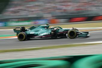 F1: Nagy bejelentést tett Vettel csapata