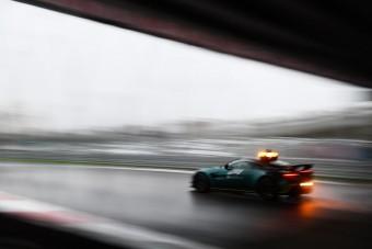 Elmosta az eső az F1-es szabadedzést, az időmérő is elmaradhat
