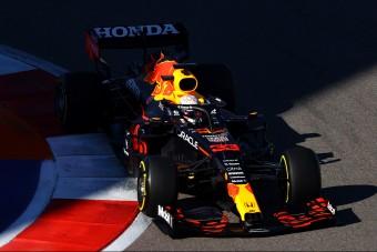 F1: Eldőlt, Verstappen a mezőny végéről indul