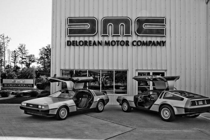 Valódi mennyország a DeLorean leendő gyártósora