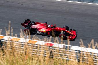 F1: Ezen ment el Leclerc időmérője