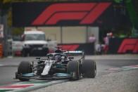 F1: Nem titkolja a csapatutasítást a Mercedes 2