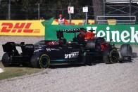 F1: Ricciardo nyert Monzában, Verstappen és Hamilton kiesett 1