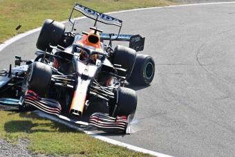 F1: Ócska színjáték volt Hamilton sérülése