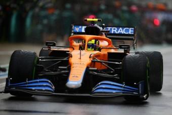 F1: Bombameglepetés, McLaren-pole Szocsiban