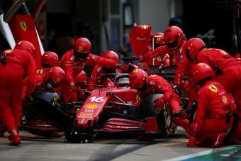 F1: Így úszott el Leclerc bravúros futama